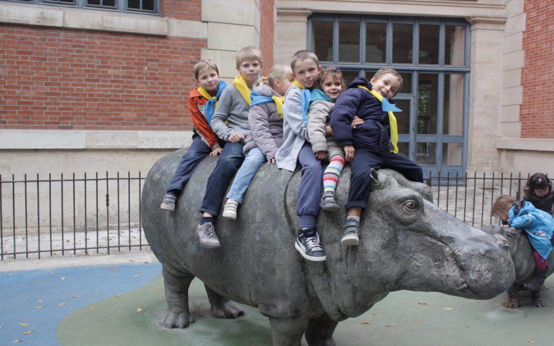 Ménagerie, le zoo du Jardin des Plantes