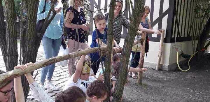 Оновлений парк розваг Jardin d'Acclimatation