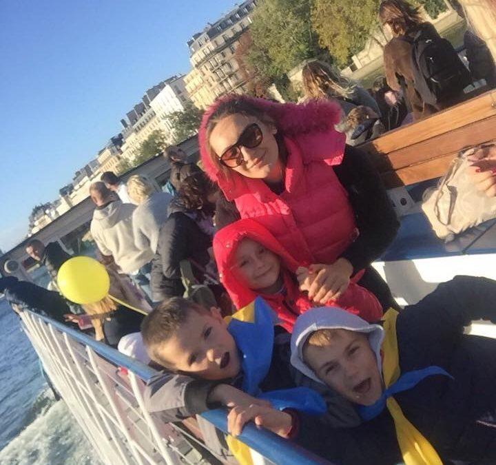 Прогулянка на кораблі по Сені