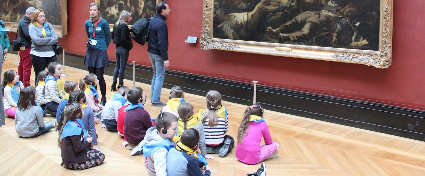 Париж - місто музеїв