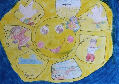 Соловій Антоніна, 5 клас