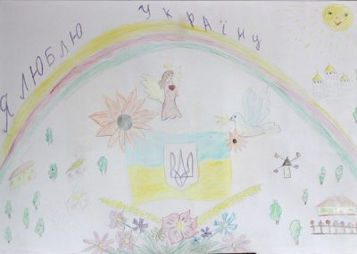 Лапчак Сергій, 3а клас