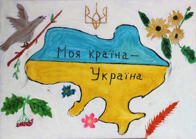 Метик Вікторія, 3а клас