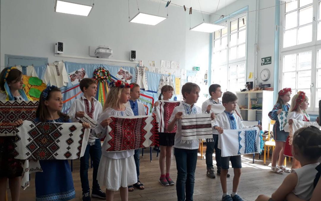 Свято «Україна – вишиванка»
